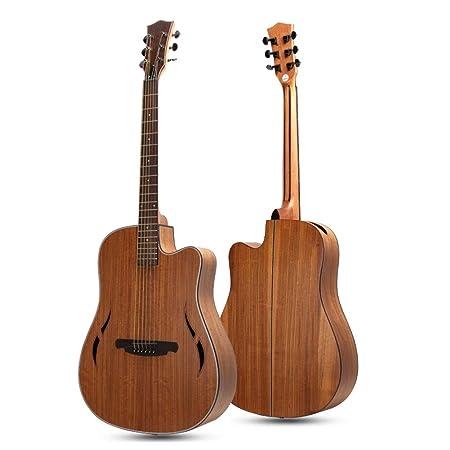 BAIYING-Guitarra Acústica , Principiante Guitarra Clásica Hecho A ...