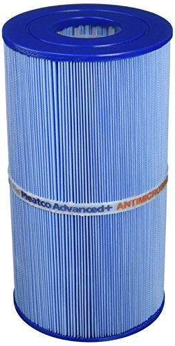 Dynasty Spas (Pleatco PLBS50-M Replacement Cartridge for Leisure Bay, Dynasty Spas (MICROBAN), 1 Cartridge)