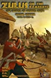 Zulus on the Ramparts! The Battle of Rorke's Drift - Solitaire War Boxed Board Game by Victory Point Games