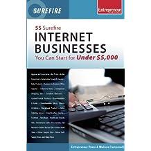 55 Surefire Internet Businesses You Can Start for Under $5000