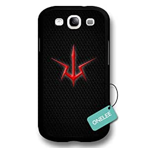 Onelee(TM) Japanese anime Code Geass Logo For Ipod Touch 5 Case Cover &Black03