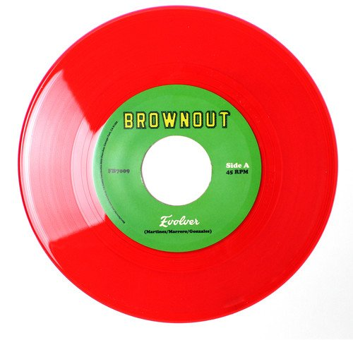 Brownout - Evolver / Things You Say (7 Inch Single)