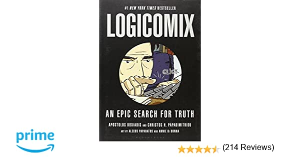 Logicomix An Epic Search For Truth Apostolos Doxiadis Christos - 21 designer problems turned into funny comics that tell the absolute truth