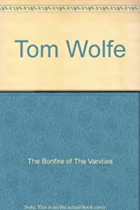 Hardcover Tom Wolfe Book