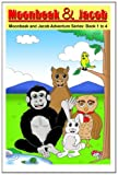 Moonbeak and Jacob Aventure Book 1 to 4 Bundle (Children's Book Age 3 To 5), Ronald Rogers, 1495318508
