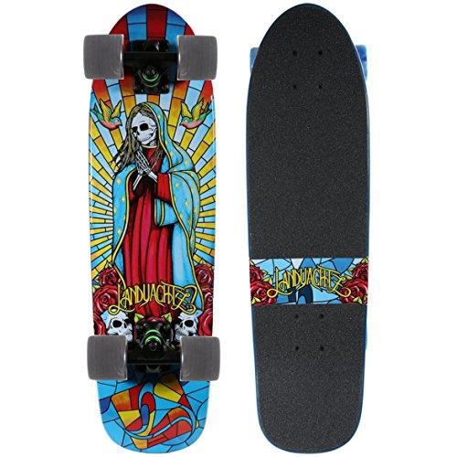 Landyachtz Longboard Skateboards (Landyachtz Dinghy Osteon Complete Longboard Skateboard 2015 New)