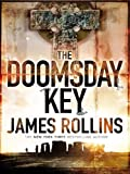 Front cover for the book The Doomsday Key by James Rollins