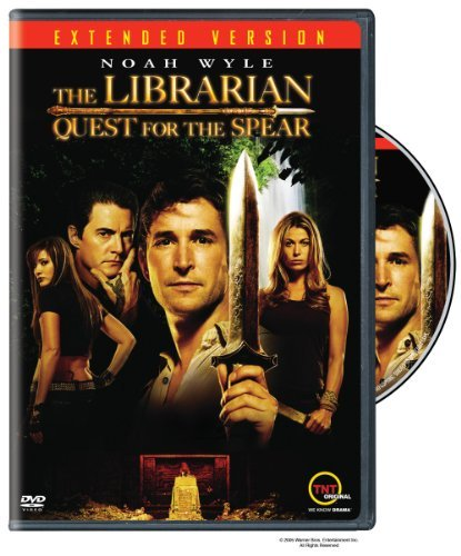 Librarian: Quest for the Spear [DVD] [2004] [Region 1] [US Import] [NTSC] [2005]
