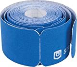StrengthTape Kinesiology Tape, Precut Roll, 5M, Royal Blue, Premium Kinesio Tape That Provides Support and Stability During Sports
