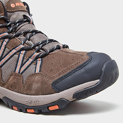 HI TEC Men's Dexter Waterproof Mid Hiking Shoe