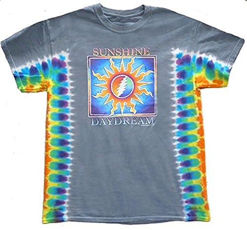 Grateful Dead Mens Sunshine Daydream Tie Dye T-Shirt (XX-Large) ()