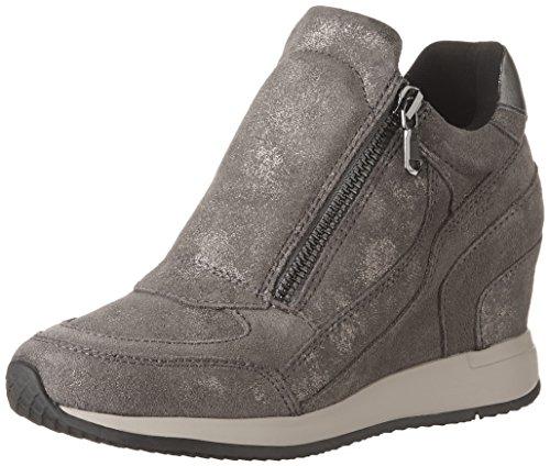 Geox sneaker Nydame d620qa dark grigio (35)
