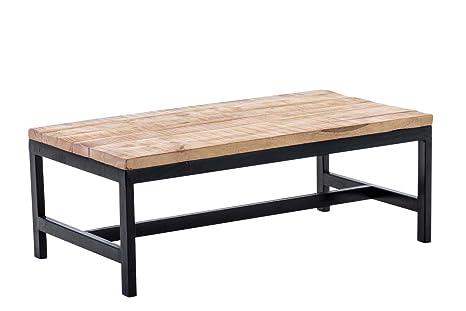 CLP Tavolino da Salotto RAMESH in Legno di Mango- Tavolo Basso da ...