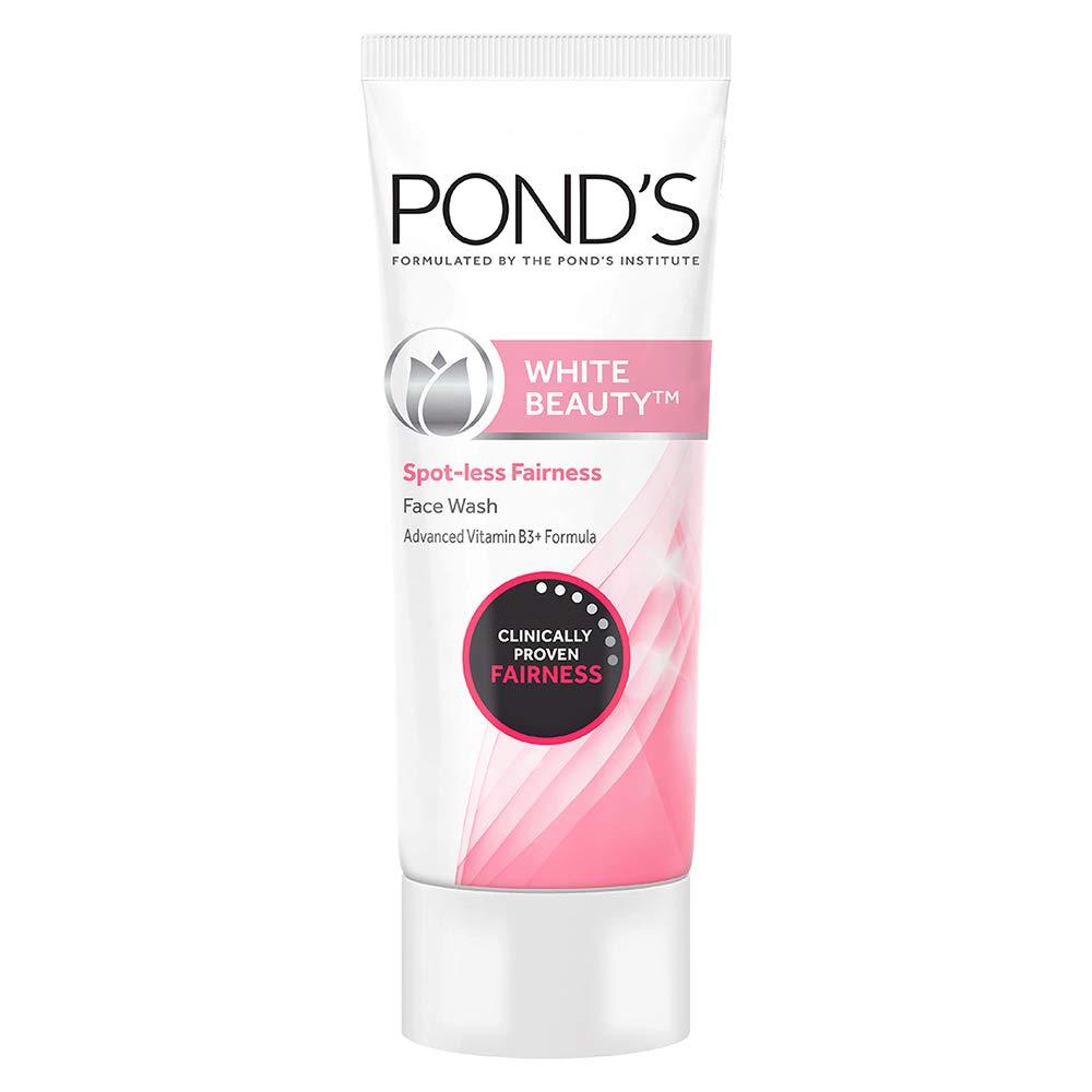 ponds face wash