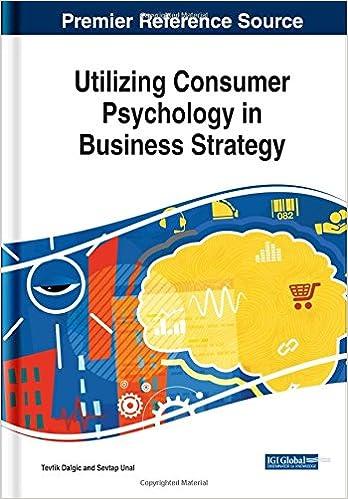 Utilizing Consumer Psychology in Business Strategy (Advances in Business Strategy and Competitive Advantage)