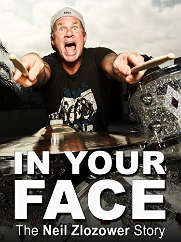 In Your Face: The Neil Zlozower Story ()
