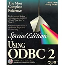 Using Odbc 2: Special/Book and Cd Rom by Gryphon, Robert (1995) Paperback