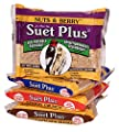 Wildlife Sciences High Energy Bird Suet Cake 12 Pack of 11 oz Suet Cakes