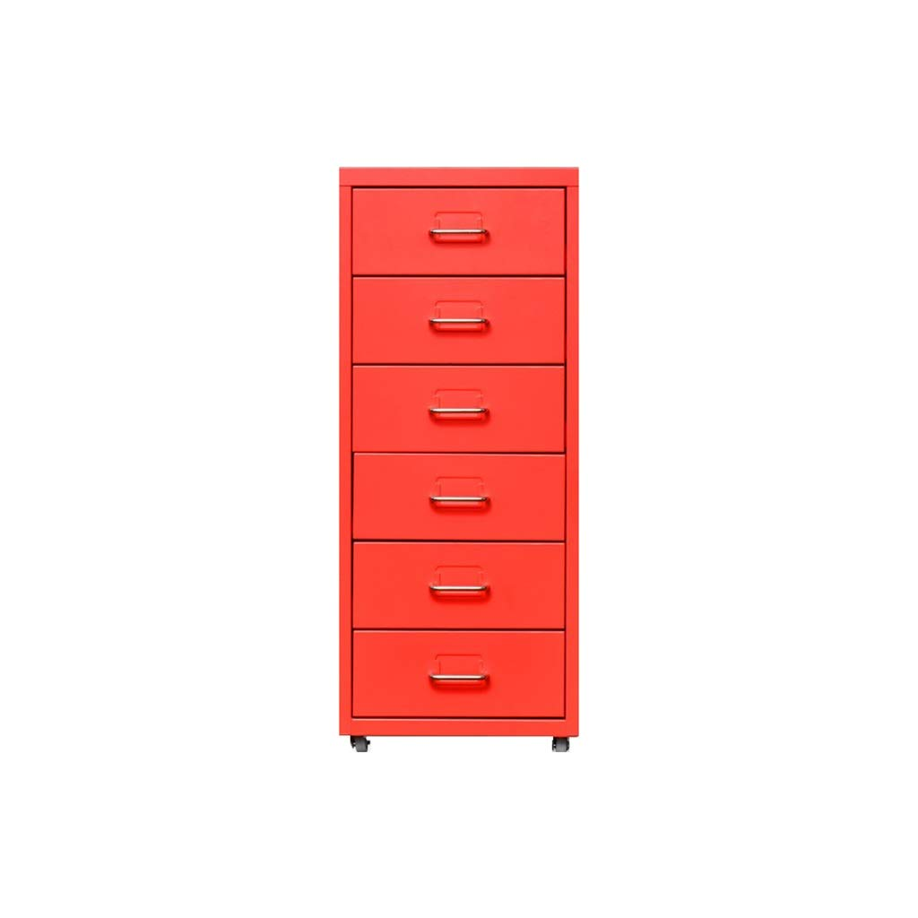 File Cabinet, Desktop Extended Drawer Office Organizer (Steel Plate) 284169CM (Color : B)