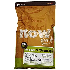 Now Fresh Grain Free For Small Breed Adult Dog Food Bag, 12-Pound 98