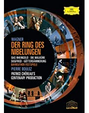 Wagner - Der Ring des Nibelungen (Complete Boulez Ring Cycle) (5pc) (Box Slip)
