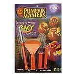 Pumpkin Masters Pumpkin Carving Kit 360 Degree Carving Kit