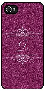 Case for Iphone 5/5S - Pink Glitter G