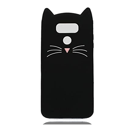 EarthNanLiuPowerTu LG G6 Carcasa, LG G6 Funda Cat Volver ...