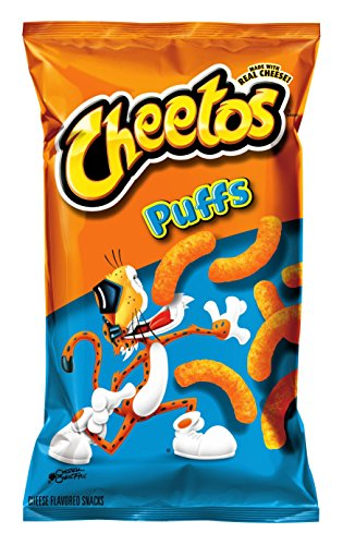 Cheetos Jumbo Puffs, 8.5 ounce (Calories In A Bag Of Hot Cheetos)