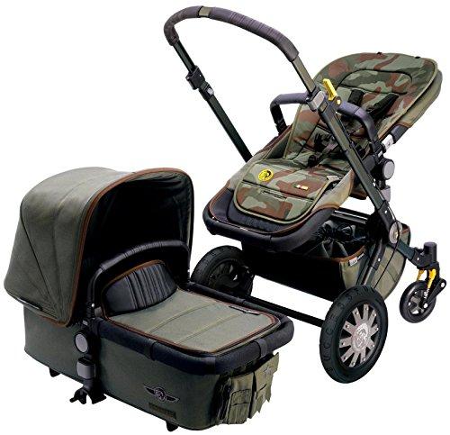 Bugaboo Cameleon3 Complete Stroller Camouflage