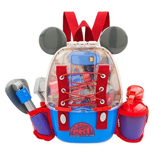 - Disney Mickey Mouse-ka-Explorer Play Set No Color