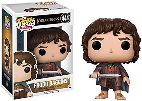 The Lord Of The Rings: Frodo Baggins Vinyl Figure NEW Nazgul Funko POP