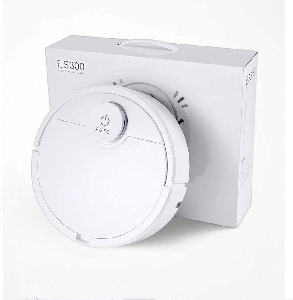 Aquila Machine de Nettoyage de ménage de Charge de Robot de Balayage Paresseux aspirateur Intelligente AQUILA1125 (Color : White) White