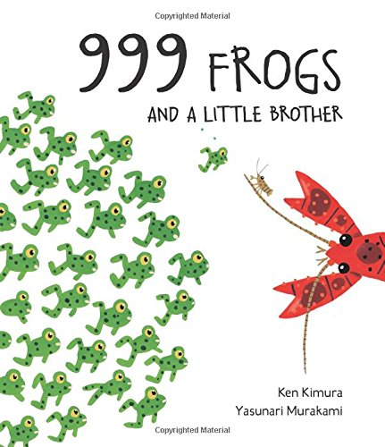 999 Frogs and a Little Brother (The Story Of The Snake And The Frog)
