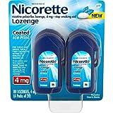 Nicorette 4mg Nicotine Lozenges to Quit Smoking