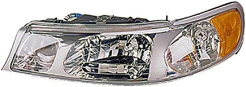 Dorman 1590534 Driver Side Headlight Assembly For Select Lincoln Models