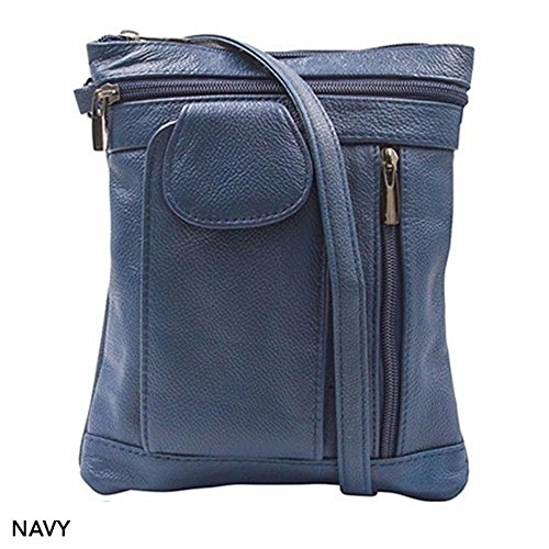 Cross Body Leather Bags - 4