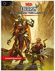 Eberron: Rising from the Last War (D&d Campaign Setting and