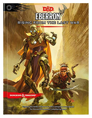 Eberron: Rising from the Last War (D&d Campaign Setting and (Dungeons & Dragons)