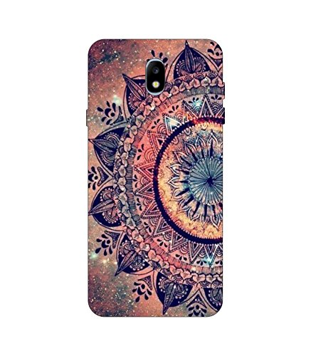 Go Hooked Designer Printed Soft Silicone Back Cover for Samsung Galaxy J7  Pro