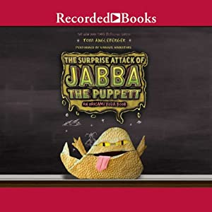 The Surprise Attack of Jabba the Puppett Audiobook