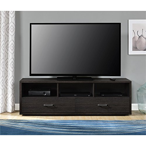 Ameriwood Home Clark TV Stand for TVs up to 70'', Espresso by Ameriwood Home (Image #3)