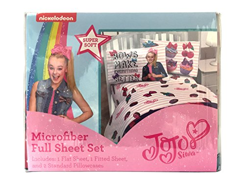 Nickelodeon JoJo Siwa Sweet everyday existing Kids Bedding