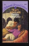 A Preview of Paradise, Tracy Sinclair, 0373093098