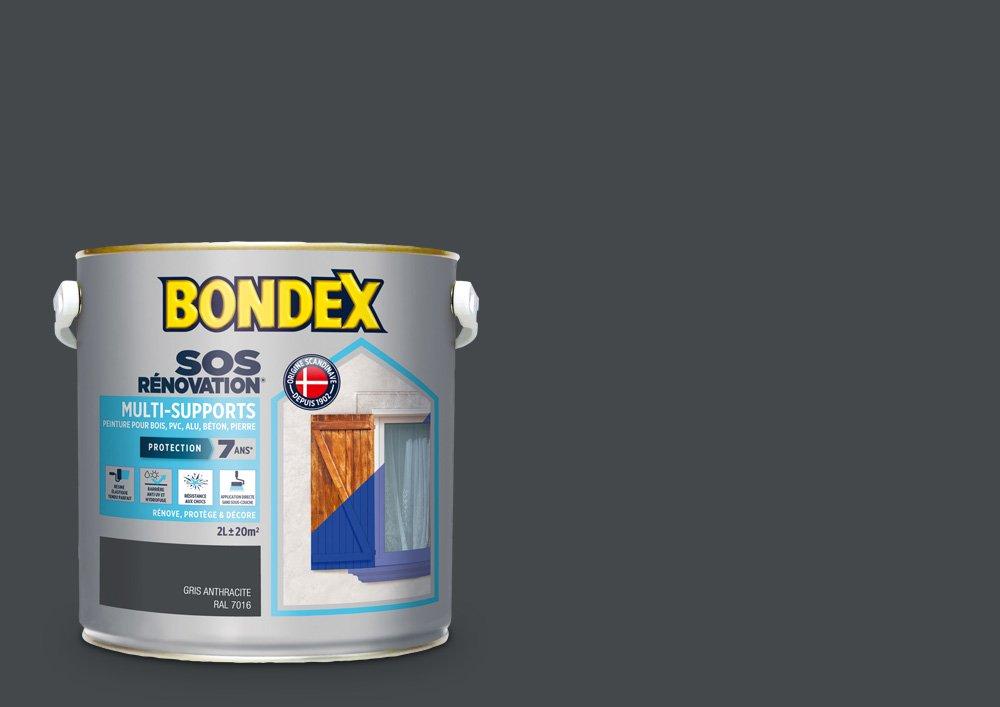 Bondex Sos Renovation Peinture Multi Supports Peinture Qui