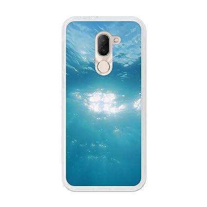 Amazon.com: Alcatel 3X TPU CASE - Under The sea - 3B