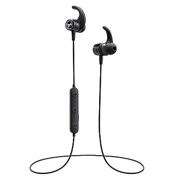 Mpow S10, Auriculares Bluetooth magnéticos IPX7 Deportivos Manos ...