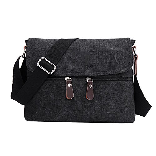 2 Bag Business Shoulder Leisure Multi Laidaye Backpack Messenger Travel Men's purpose t5Iqqwv