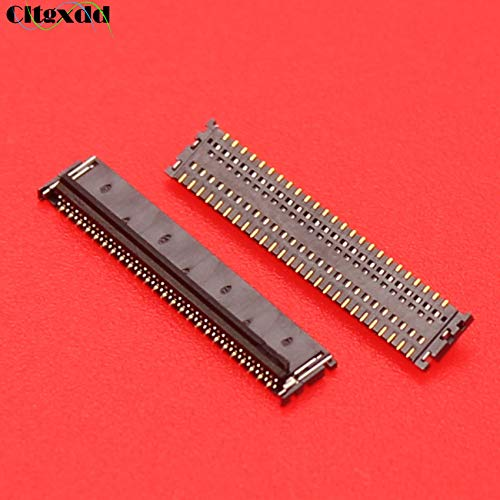 Davitu 51pin Brand new LCD display screen FPC connector for iPad 3 4 51 PIN on motherboard repair replacement