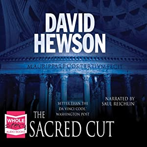 The Sacred Cut Hörbuch